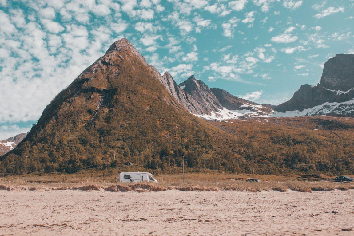 Vuokratulla matkailuautolla matkustaa ekologisesti