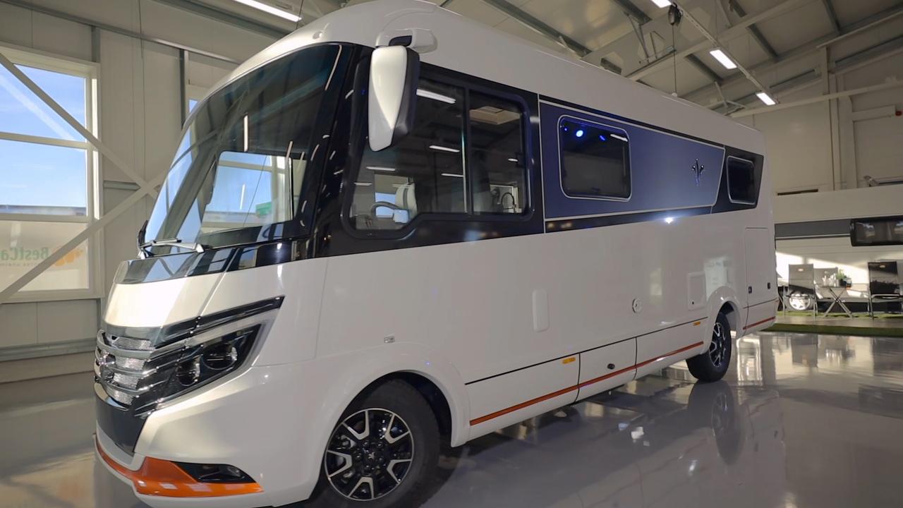 NiB iSmove on B-ajokortilla ajettava premiumluokan matkailuauto